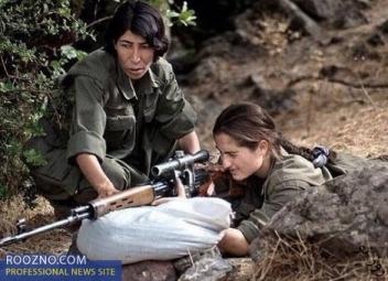 دختری که یک ارتش دنبال اوست