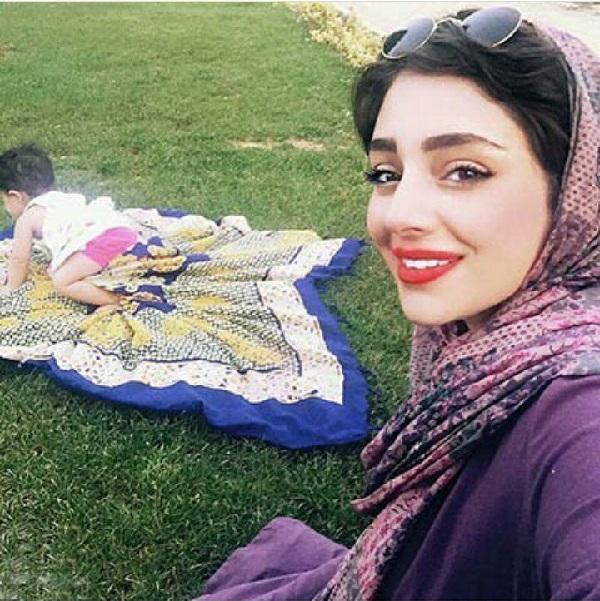 عکس دخر جذاب ایرانی