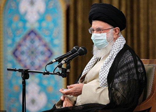 رهبر معظم انقلاب:ورزشکار ایرانی نمیتواند بخاطر یک مدال با نماینده رژیم صهیونیستی دست بدهد و عملاً او را به رسمیت بشناسد