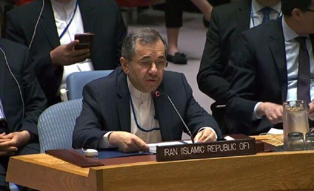 هشدار ایران به ماجراجویی اسرائیل در سازمان ملل